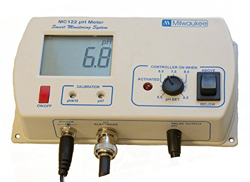 PH Controller w/ Hi-Low Activation & User Set Point Ssa Controller