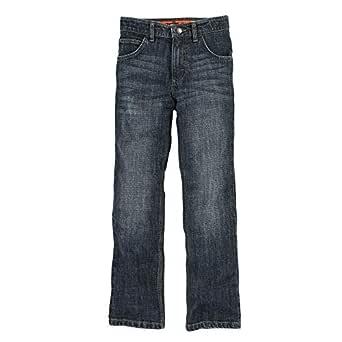 Boys, Performance Series Slim Straight Jean, Nightshade, 6 Regular