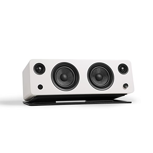 Pre Usb Palm - Kanto SYD Powered Speaker with Bluetooth and Phono Preamp (Matte Off-White)