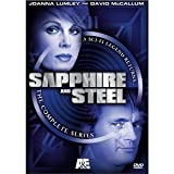 Sapphire and Steel : The Complete Uncut Edition : Entire Series