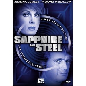 Sapphire and Steel : The Complete Uncut Edition : Entire Series ()