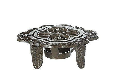 cast iron tealight warmer - 5