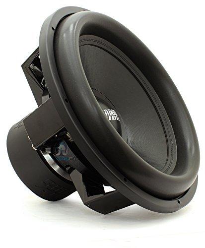 """X-18 D4 REV2 - Sundown Audio 18"""" 1250 Watt Dual 4-Ohm X-S..."""