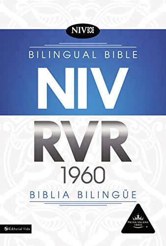 Libro : RVR 1960/NIV Bilingual Bible - Biblia bilingue  -...