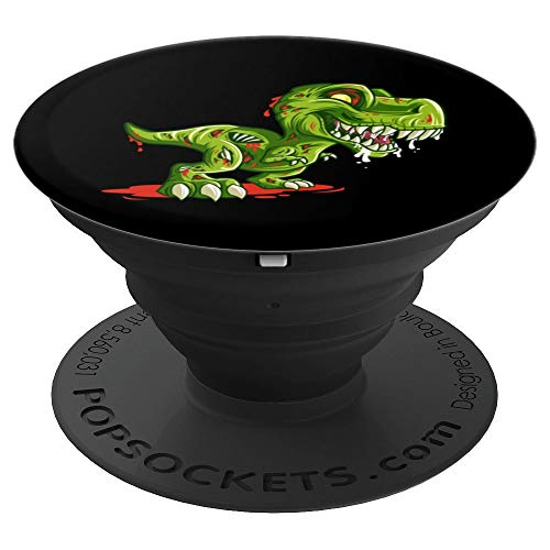 Diy Monster Costume Ideas (Zombie Saurus T-Rex Dino Halloween Costume Easy Lazy Gifts PopSockets Grip and Stand for Phones and)