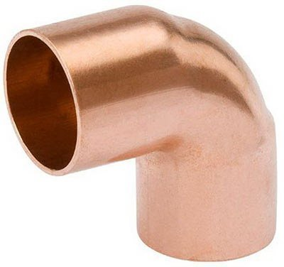 ANVIL INTERNATIONAL W 62086 2 COP 90 Degree Elbow by Anvil International