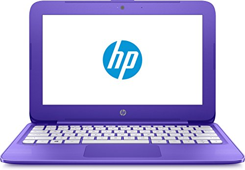HP Stream 11-y020wm Celeron 11.6 inch SVA eMMC Purple