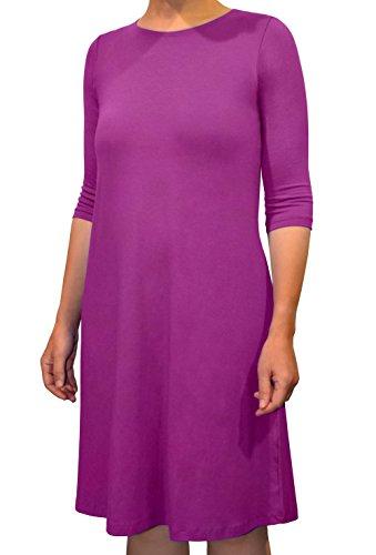 Kosher Casual Womens T Shirt Dress product image