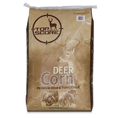 Manna Pro Deer Corn Supplement, 40-Pound