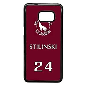 Design Cases Samsung Galaxy S6 Edge Plus Cell Phone Case Black Teen Wolf Stilinski 24 Puhdpj Printed Cover