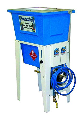 (Herkules G205 Paint Gun Washer with Fluid Transfer System)