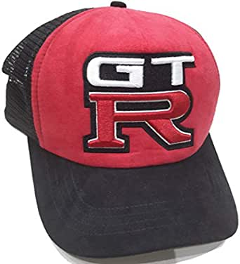 GTR Baseball style cap Red And Black