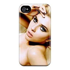 New Iphone 4/4s Case Cover Casing(scarlett Johansson)