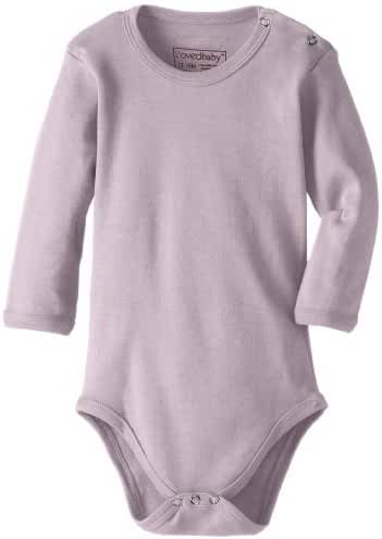 L'ovedbaby Organic Long-sleeve Bodysuit