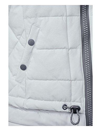 d'Extrieur 20969 Grey Sporty Grau Gilet Light Vest Cecil Silver Femme Layer 4vzqII