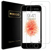Nimaso iphone SE 用 ガラスフィルム