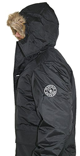 Canada Goose chateau parka online store - Canada Weather Gear Men's Faux Down Goose Parka Jacket at Amazon ...
