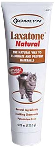 Tomlyn ProduCounts CountM06217 Laxatone Natural 4.25-Ounce, My Pet Supplies