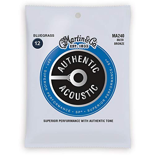 Martin Strings Acoustic Guitar Strings (41Y18MA240)