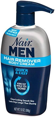 Nair Men Hair Removal Cream - 13 oz by Nair (Image #3)