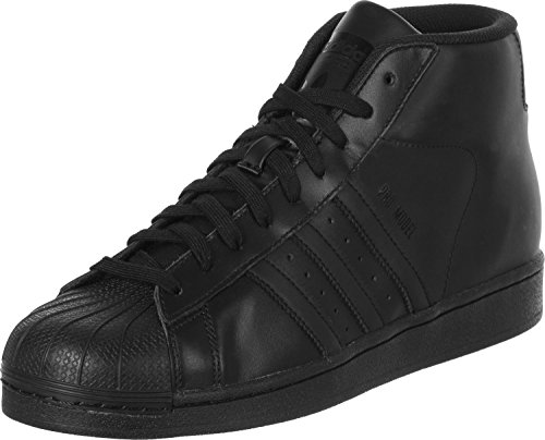 Adidas Mannen Promodel High-top Zwart