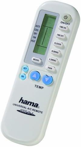 Hama 040080 - Mando universal para aire acondicionado: Amazon.es ...