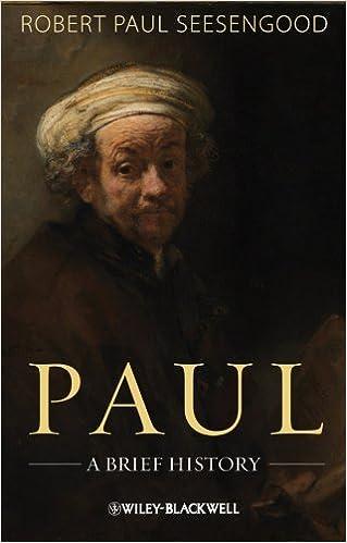 Book Paul: A Brief History by Robert Paul Seesengood (2009-12-21)