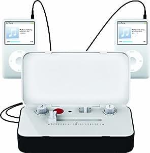 LECCI Mini mesa de mezcla - MP3 mixing deck (B00G1131)