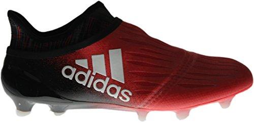 Adidas Heren X 16+ Purechaos Fg Voetbal Kikkers (rood, Zwart) Rood / Zwart