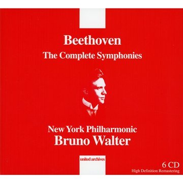 Beethoven: The Complete Symphonies  New York Philharmonic / Bruno Walter)