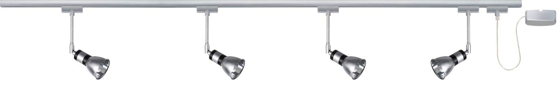 Paulmann Stromschienensystem URail Amfortas Set 4, Metallisch, Metall, 96853 [Energieklasse D] pau968.53 forhouse