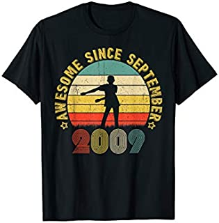 [Featured] Awesome Since September 2009, Vintage Floss Dance 10th Gift in ALL styles | Size S - 5XL