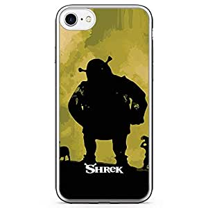 Loud Universe Shrek with Friends iPhone 7 Case Classic Style iPhone 7 Cover with Transparent Edges