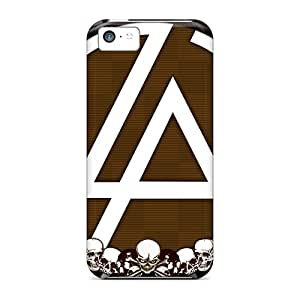 Iphone 5c YUU14164FNhg Allow Personal Design High-definition Linkin Park Series Protector Hard Cell-phone Case -KerryParsons