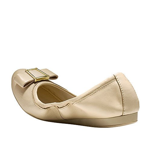 Bow Nude Ballet Emory Haan Womens Cole xH8wRqzngt