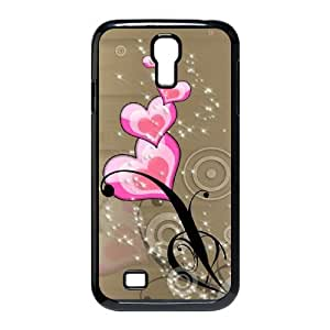 SYYCH Phone case Of Heart-shaped Picture 2 Cover Case For Samsung Galaxy S4 i9500