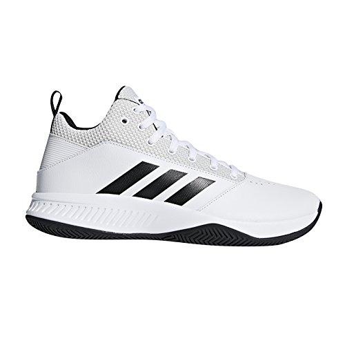 adidas Mens CF Ilation 2.0 CF Ilation 2.0 White/Black/Grey One free shipping clearance clearance official site mKGZvsXK