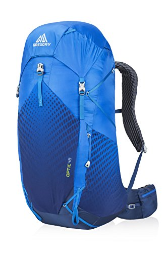 Gregory Mountain Products Men's Optic 48 Liter Backpack, Beacon Blue,...