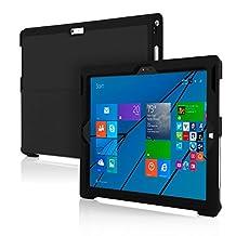 Incipio Microsoft Surface Pro 3 Case, feather [Advance] [Thin Case] for Microsoft Surface Pro 3-Black