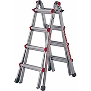 Little Giant Telescoping Ladder