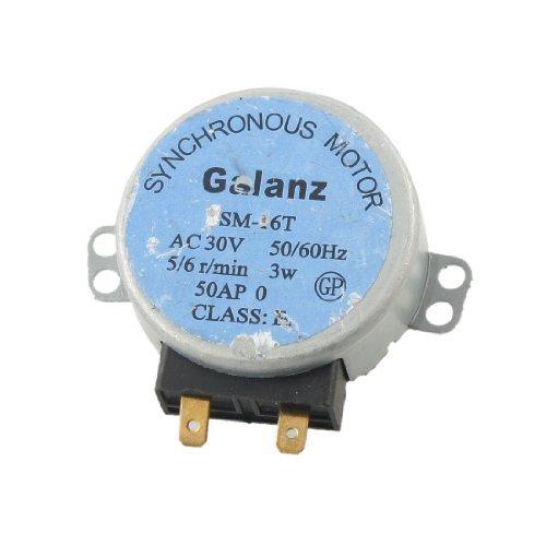 SM-16T AC 30V 3.5 / 4W 5/6 rpm Synchronous Motor para Microondas ...