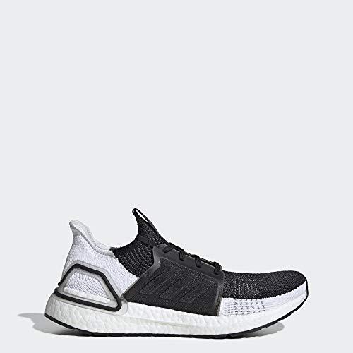 adidas Men's Ultraboost 19, Black Grey, 10.5 M US (Adidas A)