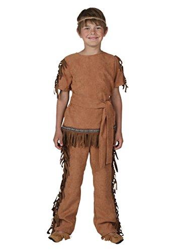 Child Indian Costume Medium (Plo Koon Mask)