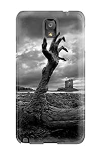 Galaxy Note 3 Case Slim [ultra Fit] Reaching For The Sky Protective Case Cover