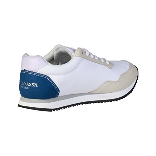 37 s Assn Blanco Bianco white U polo Zapatillas Mujer Eu Para pqOzdx