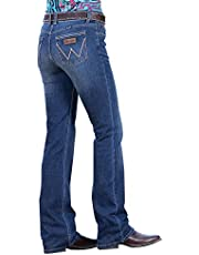 Wrangler Women's Retro Stormy Mae Bootcut Jeans - 09Mwzsy