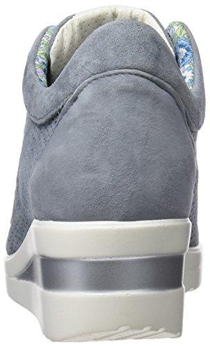 Blu Melluso R20110e Donna jeans Sneaker qaFvtA7