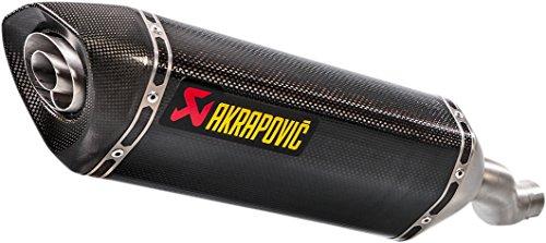 Akrapovic Carbon Heat Shield (Akrapovic Muffler Exhaust Carbon Fiber For Honda CBR 400 500 R 2016 S-H5SO3-HRC)