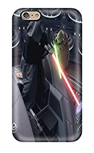 Iphone Case - Tpu Case Protective For Iphone 6- Star Wars Tv Show Entertainment