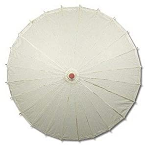 Paper Wedding Party Parasol Asian Chinese Japanese Paper Umbrella for Photography Cosplay Costumes Wedding Party Home…